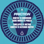Friction & Dimension - Kinetic