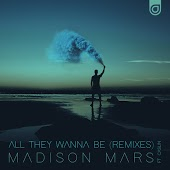 Madison Mars feat. Caslin - All They Wanna Be (RetroVision Remix)