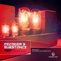 Decoder & Substance feat. Susie Ledge & Jakes - Red