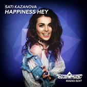 Сати Казанова - Happiness Hey (Radio Edit)